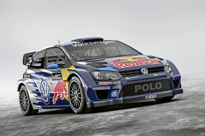 Volkswagen launches new-look 2015 World Rally Championship Polo