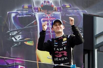 Carlin signs American Ryan Tveter for 2015 European Formula 3