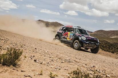 Dakar Rally: Al-Attiyah grabs stage win, Al-Rahji in trouble
