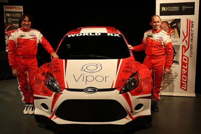 Ex-World Rally driver Manfred Stohl joins 2015 World RX field