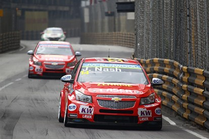 Craft-Bamboo returns to WTCC for 2015 with Chevrolet and Demoustier