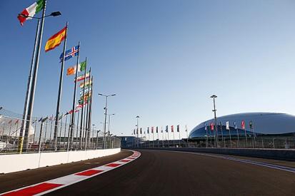 2015 Russian Grand Prix will not be a night F1 race
