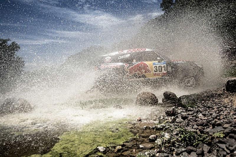 Dakar Rally: Nasser Al-Attiyah nears win, Orlando Terranova fastest