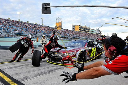 NASCAR to use pit road video recording system to monitor violations