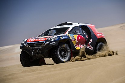"""Peugeot admits 2008 DKR was """"rough"""" on Dakar Rally comeback"""
