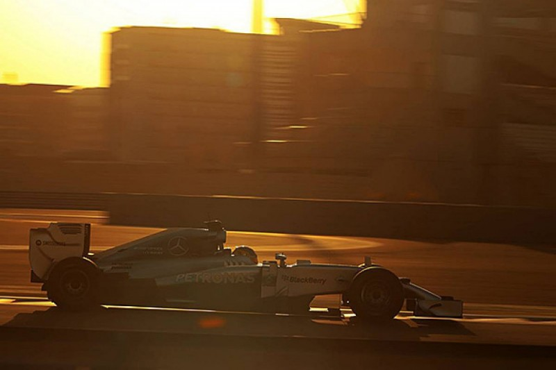 Mercedes F1 team to launch 2015 car at first test at Jerez