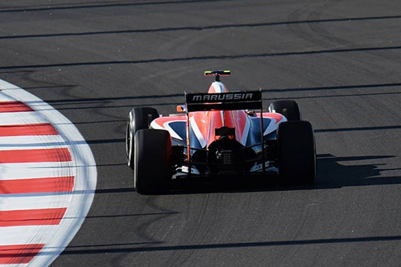 Marussia F1 team in talks with possible buyer as auction is stopped