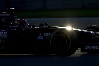 Toro Rosso announces 2015 Formula 1 car unveiling plans