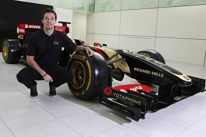 Jolyon Palmer to get F1 free practice running with Lotus in 2015