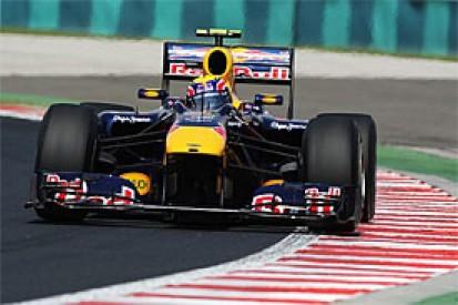 Vettel downplays practice performance
