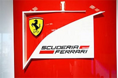 Ferrari unveils new logo for 2011