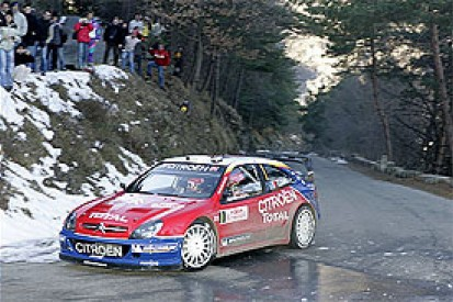 Loeb's Route to the 2005 Title