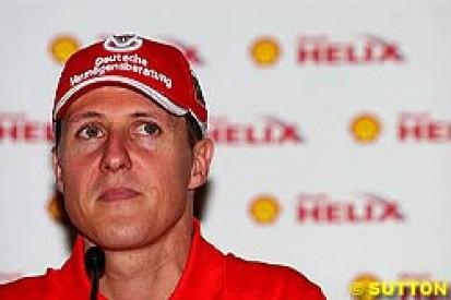 Grapevine: Schumacher's Kids Won't Get Rich Quickly
