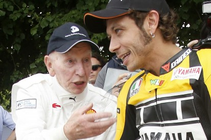 Will any MotoGP rider emulate John Surtees's F1 and bike titles?