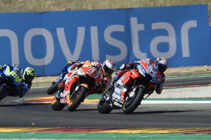 Dovizioso: Second at Aragon 'more important' than Misano MotoGP win