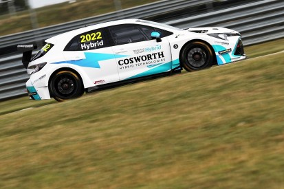 Cosworth to buy out BTCC battery supplier Delta