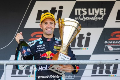 Triple Eight 'has a plan' to replace Supercars record breaker Whincup