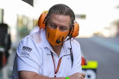 "Brown: New era of F1 rules plays to McLaren's ""sweet spot"""
