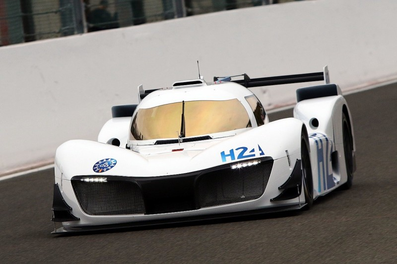 GreenGT to supply Hydrogen class powertrains at 2024 Le Mans 24