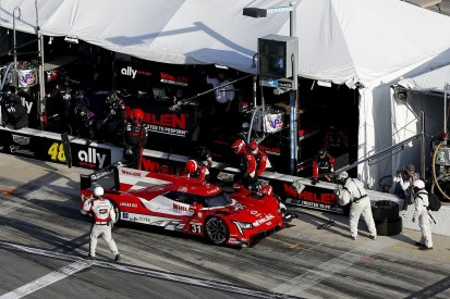 Daytona 24 Hours: Whelen AXR Cadillac loses win chance with gearbox issue