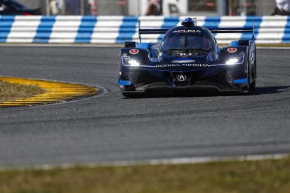 Daytona 24 Hours: WTR Acura holds lead over AXR Cadillac after hour 21