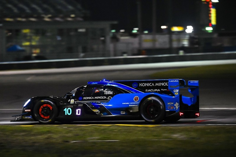"""Daytona 24 Hours: Albuquerque drove """"race of my life"""" to hold lead"""