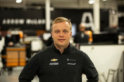 "Rosenqvist settled into McLaren IndyCar team in ""very natural way"""