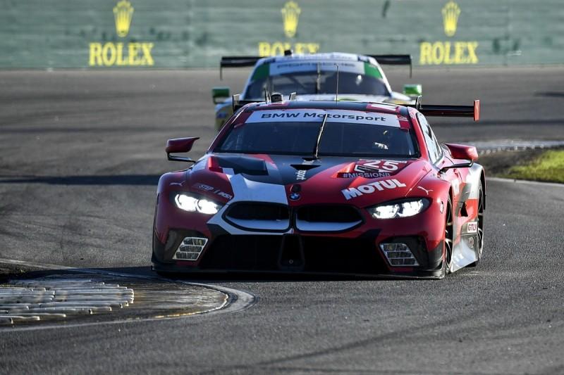 """Spengler refutes blame for """"weird"""" Daytona 24 Hours start crash"""