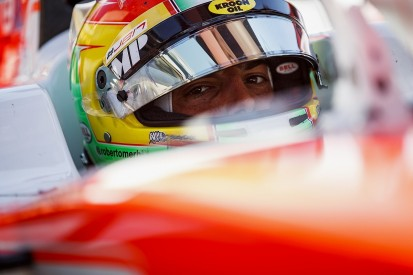 Ex-F1 racer Merhi in frame for F2 return for 2021