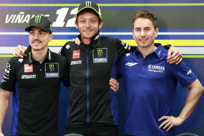 "Lorenzo ""never imagined"" Rossi's SRT MotoGP move"