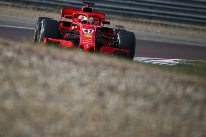 "Schumacher's 2018 F1 Ferrari test ""an excellent base"" for 2021"