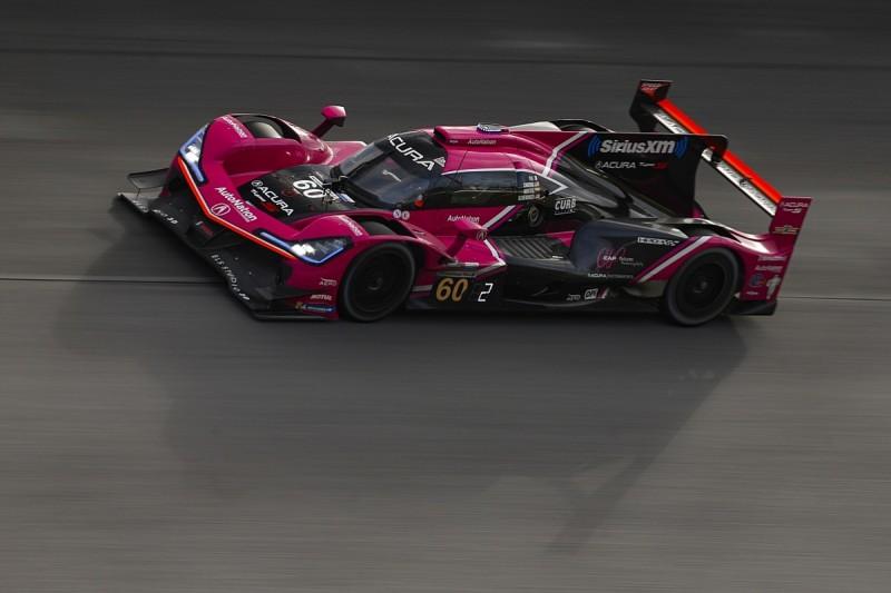 Daytona 24 Hours: Allmendinger beats Dixon to head second practice