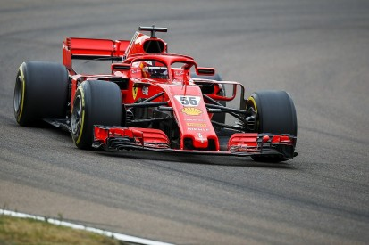 "Sainz: First Ferrari F1 test ""a day I will never forget"""