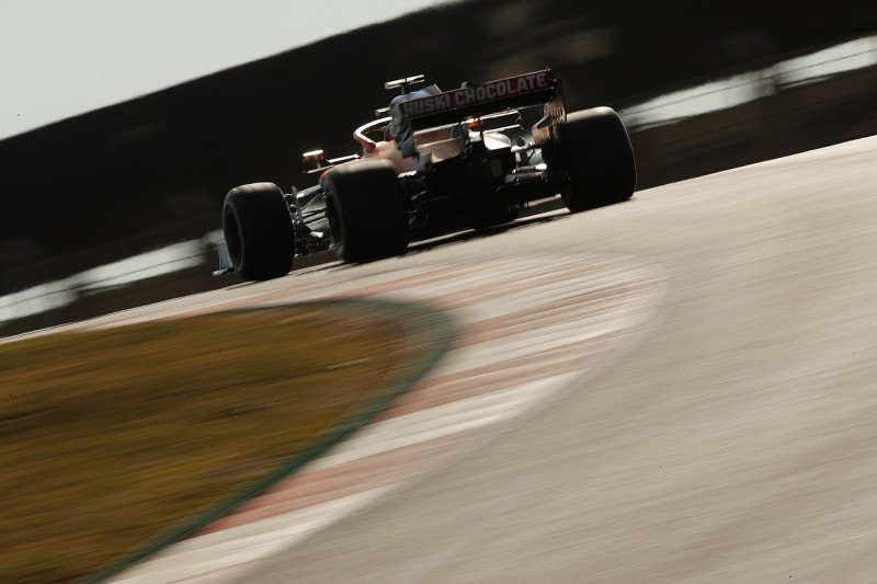 The image battle facing F1's 'nice guy'