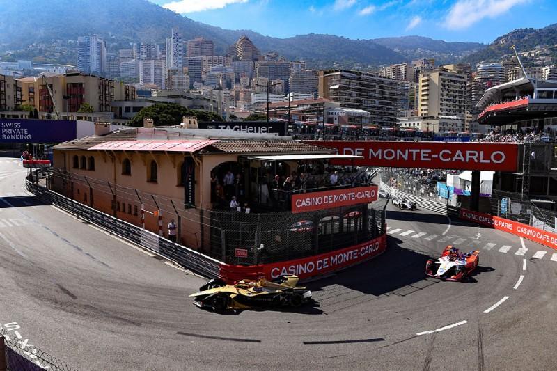 E-Prix von Monaco 2021: Fährt die Formel E auf angepasstem F1-Layout?