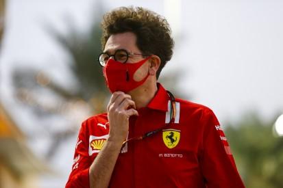 """Nach Ferrari-Flaute 2020: Binotto weiß, """"dass meine Zeit nicht unendlich ist"""""""