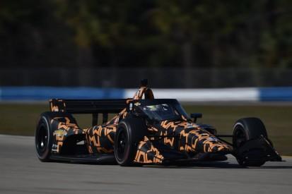 IndyCar-Test Sebring: O'Ward mit Bestzeit für McLaren SP