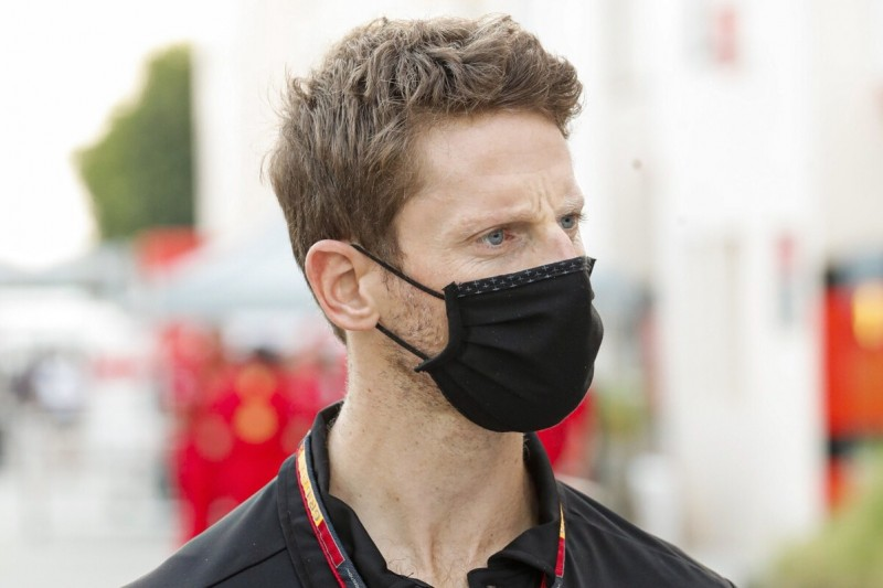 """""""Sage niemals nie"""": Romain Grosjean von Rolle als F1-Ersatzfahrer nicht abgeneigt"""