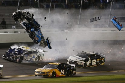 Newman: No memory of Daytona 500 NASCAR crash means no fear
