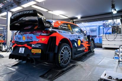 Hybrid-WRC 2022: Hyundai hat noch keine Vorstandsfreigabe für Entwicklung