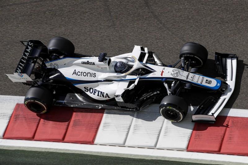 Formel-1-Launches 2021: Datum & Zeitplan zur Williams-Präsentation