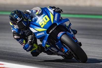Testfahrer Sylvain Guintoli: Entwicklungsstopp gut für Suzuki