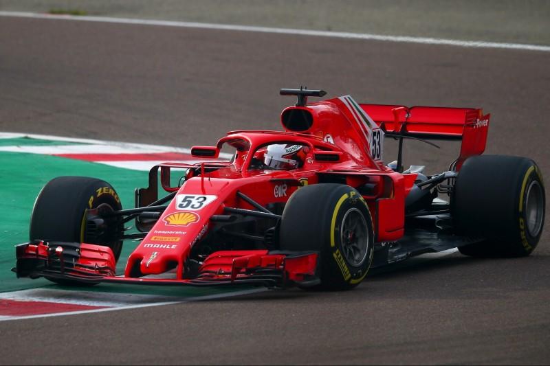Binotto: Mehrere Freitagseinsätze für Ferrari-Testfahrer Ilott geplant