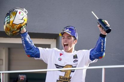 "MotoGP-Weltmeister Joan Mir: ""Bin nicht der Favorit, das wäre Marquez"""