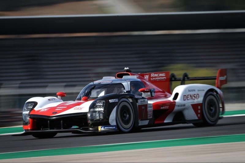 Endlich: Toyota holt Aragon-Test mit Hypercar GR010 Hybrid nach
