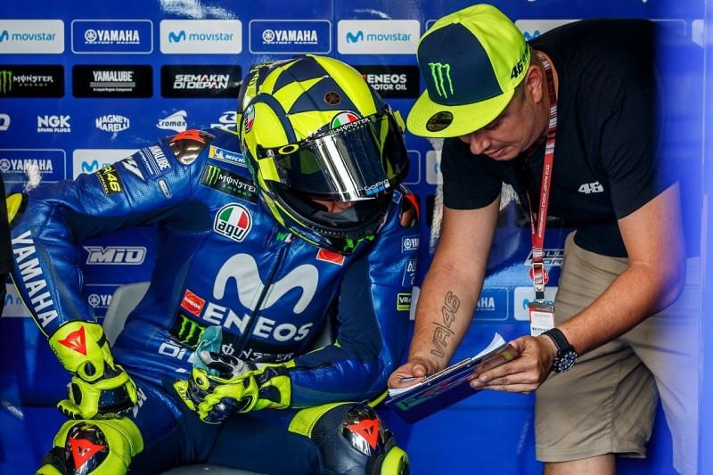 """""""Uccio"""" zu Rossis Zukunft: """"Die ersten sechs, sieben Rennen entscheiden"""""""