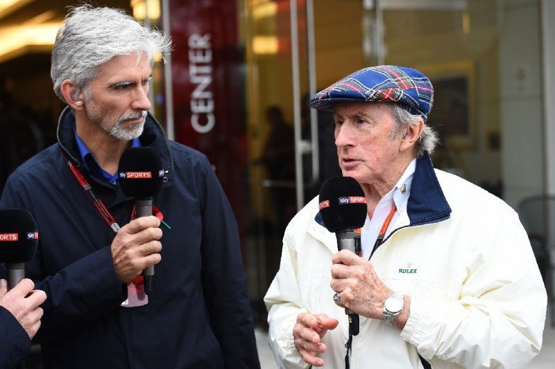 """Hill: Es """"brach mir das Herz"""", Jackie Stewart für 1997 abzusagen"""