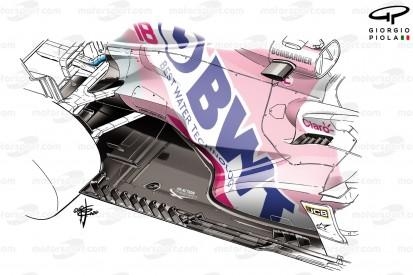 Formel-1-Technik: Hinweise zu Vettels neuem Aston Martin