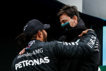 Wolff explains thinking behind one-year Hamilton contract extension