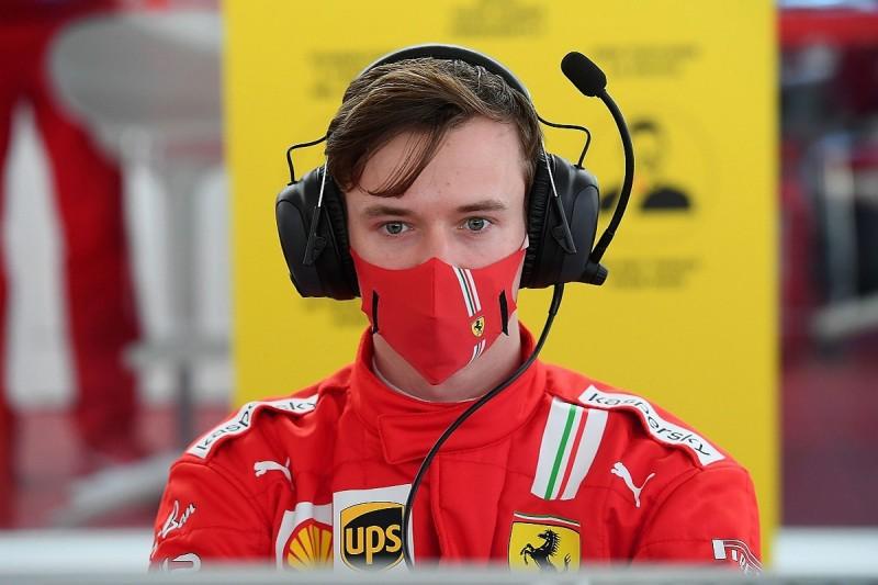 Ferrari F1 tester Ilott set for GT programme in 2021